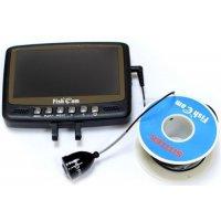 Подводная видеокамера для рыбалки (видео-удочка) с функцией записи FishCam-430 DVR