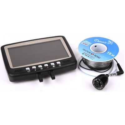 Подводная видеокамера для рыбалки (видео-удочка) Фишка 430