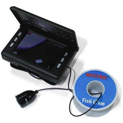 Подводная видеокамера для рыбалки (видео-удочка) с функцией записи FishCam-400 DVR
