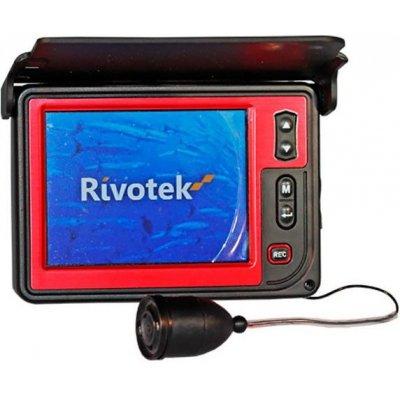 Видеокамера для рыбалки (видео-удочка) с влагозащищенным корпусом FishCam LQ-3505T