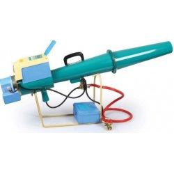 Звуковой пропановый отпугиватель птиц с электронным управлением Громпушка DBS-E