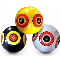 Комплект из трех виниловых шаров для отпугивания птиц Scare Eye