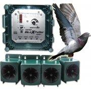 Ультразвуковые отпугиватели птиц