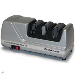 Профессиональный 3-х этапный станок для заточки на алмазных дисках Chefs Choice CC130