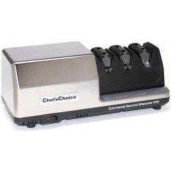 Профессиональный 3-х этапный станок для заточки на алмазных дисках Chefs Choice CC2100