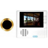 Дверной цветной видеоглазок с монитором i-Corder light