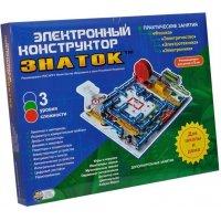 Электронный конструктор Знаток 999 схем + школа