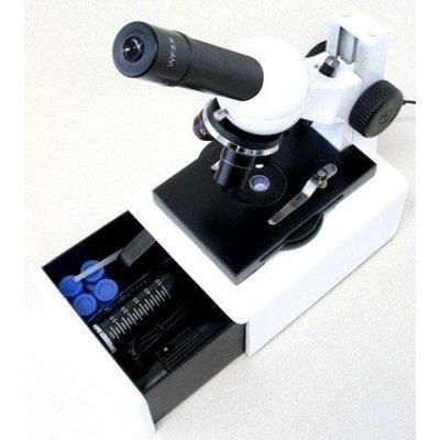 Биологический цифровой микроскоп Bresser (Брессер) Duolux 20x–1280x