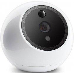 Компактная поворотная облачная Wi-Fi IP камера для помещений Amaryllo ATOM 2