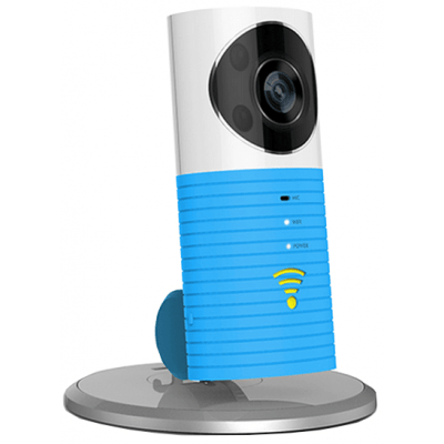 Wi-Fi IP камера для дома с записью на карту памяти Clever Dog 1W