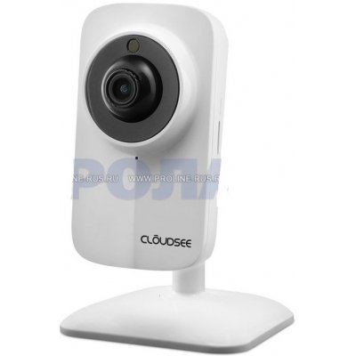 Внутренняя ip wi-fi камера 2Mp со звуком и записью CLOUDSEE JVS-HA230E
