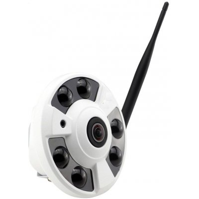 Панорамная внутренняя ip wi-fi камера с записью Millenium Fisheye ST2IMX