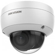 Купольная IP POE камера с записью на карту памяти HIKVISION DS-2CD2123G0-IU