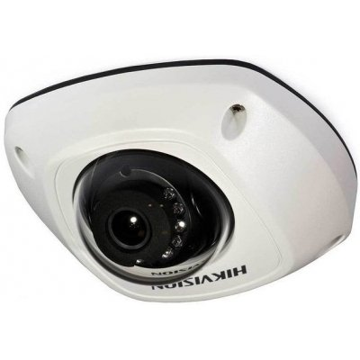 Купольная IP POE камера 4Mp с записью на карту памяти HIKVISION DS-2CD2542FWD-IS 2.8mm