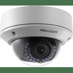 Купольная IP камера 4Mp POE c записью на карту HIKVISION DS-2CD2742FWD-IS 2.8-12mm