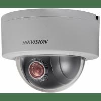 Купольная поворотная IP POE камера 3Mp с записью на карту памяти HIKVISION DS-2DE3304W-DE