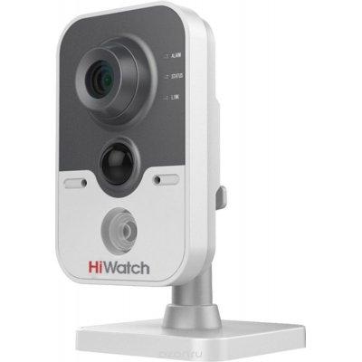 Внутренняя IP POE камера с записью на карту памяти HiWatch DS-I214