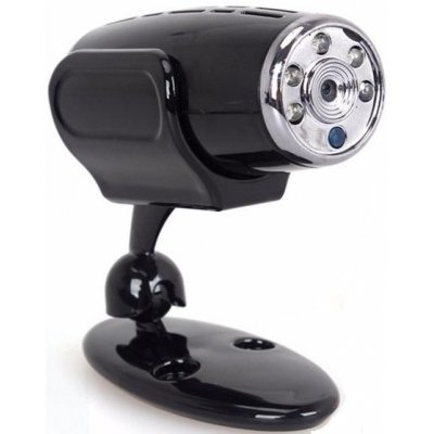 Миниатюрная HD IP камера с поддержкой Wi-Fi и записи на карту памяти JМС-WF91