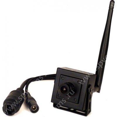 Внутренняя миниатюрная Wi-Fi IP камера c записью на карту памяти Link B01TW-8G