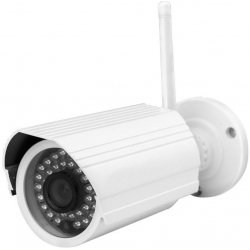 Уличная Wi-Fi IP камера с записью на карту памяти Link-B21TW