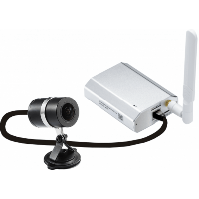 Миниатюрная IP 3G 4G камера 2Mp с записью на карту памяти Link NC132FG