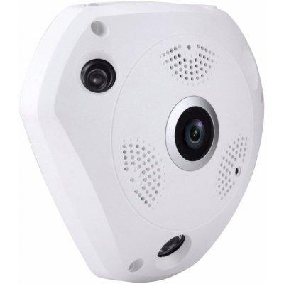 Панорамная 4G Wi-Fi IP камера c записью на карту памяти и двухсторонним аудио Link-NC330VRG-8G