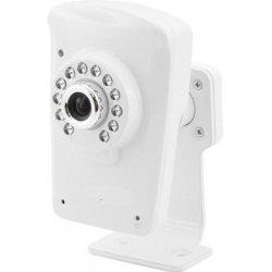 Wi-Fi IP камера 1080p для помещений с записью на карту памяти Link NC233SW