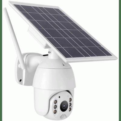 Поворотная автономная уличная IP камера с солнечной батареей Link Solar S11-WiFi