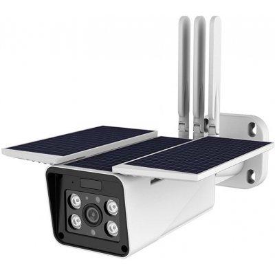 Беспроводная автономная уличная 4g ip камера на солнечной батарее Link Solar S5-4GS