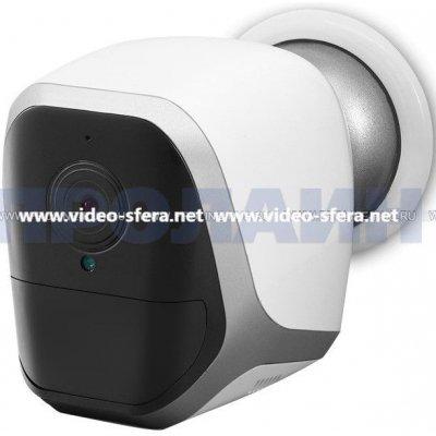 Уличная автономная IP Wi-Fi камера с микрофоном и динамиком LinkCam A6