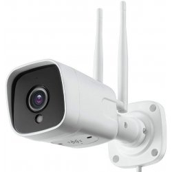 Уличная 4G Wi-Fi IP камера 5Mp c записью на карту памяти и звуком MiCam 59G
