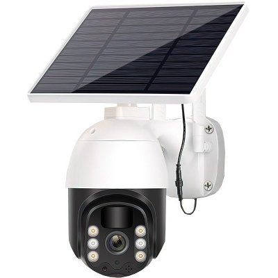 Поворотная автономная уличная ip камера 3Mp с солнечной батареей MiCam Smart 30S12