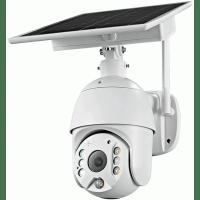 Уличная поворотная 4G IP автономная камера с солнечной батареей MiCam Solar S10 4G