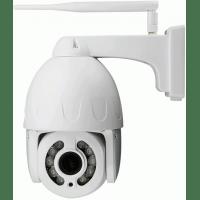 Поворотная купольная мини IP Wi-Fi камера c 5х zoom 5Mp и звуком Millenium 29W PTZ
