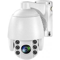 Уличная поворотная купольная мини IP Wi-Fi камера c 5х zoom и звуком Millenium 29W PTZ