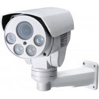 Уличная поворотная PTZ IP POE камера с 5-10х zoom и звуком Millenium 433P