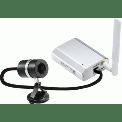 Миниатюрная IP 3G камера 2Mp с записью на карту памяти NC132SG
