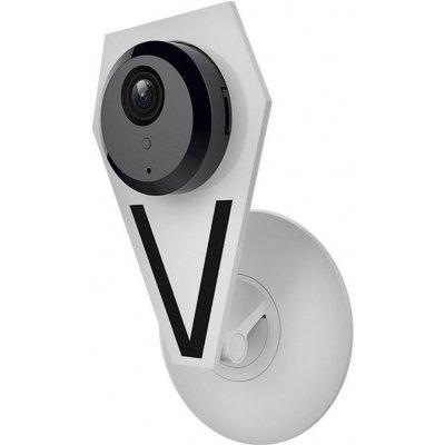 Компактная HD Wi-Fi камера со звуком для помещений Qvint QV-H812X
