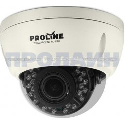 Купольная IP камера видеонаблюдения с вариофокальным объективом Proline PR-ID2328VC