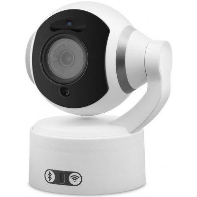 Внутренняя поворотная WiFi IP 1080p камера с двухсторонним аудио Qvint QV-KPK0520