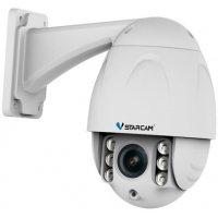 Уличная купольная поворотная IP Wi-Fi камера c 4х зумом Vstarcam C8833WIP (х4)