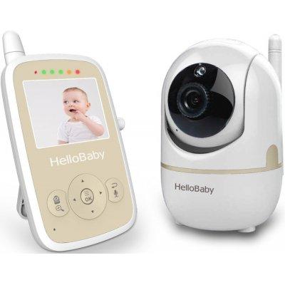 Цифровая видеоняня с управляемой камерой и двухсторонним аудио HelloBaby HB248