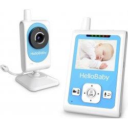 Цифровая видеоняня с записью HelloBaby HB25