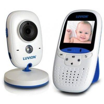 Цифровая компактная видеоняня с двухсторонним аудио и голосовой активацией Luvion Easy