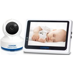 Цифровая Wi-Fi IP видеоняня с управляемой камерой Luvion Grand Elite 3