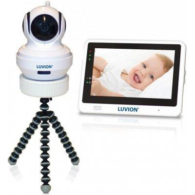 Цифровая Wi-Fi IP видеоняня с управляемой камерой Luvion Grand Elite 3 Connect Plus