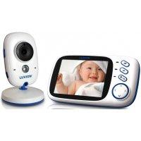 Цифровая видеоняня с датчиком температуры и активацией по голосу Luvion Platinum 3