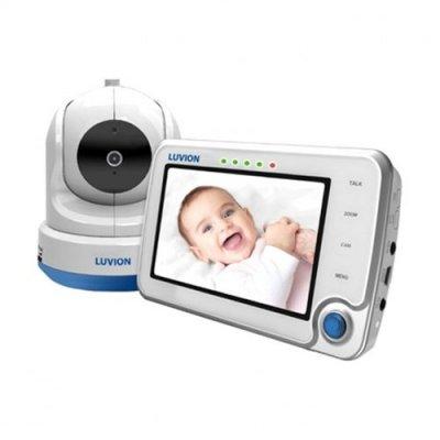 Видеоняня цифровая с управляемой поворотной камерой и записью Luvion Supreme Connect