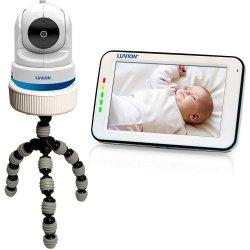 Видеоняня цифровая с управляемой поворотной камерой Luvion Supreme Connect 2