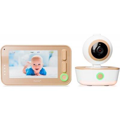 Цифровая видеоняня с управляемой камерой Ramili Baby RV1300